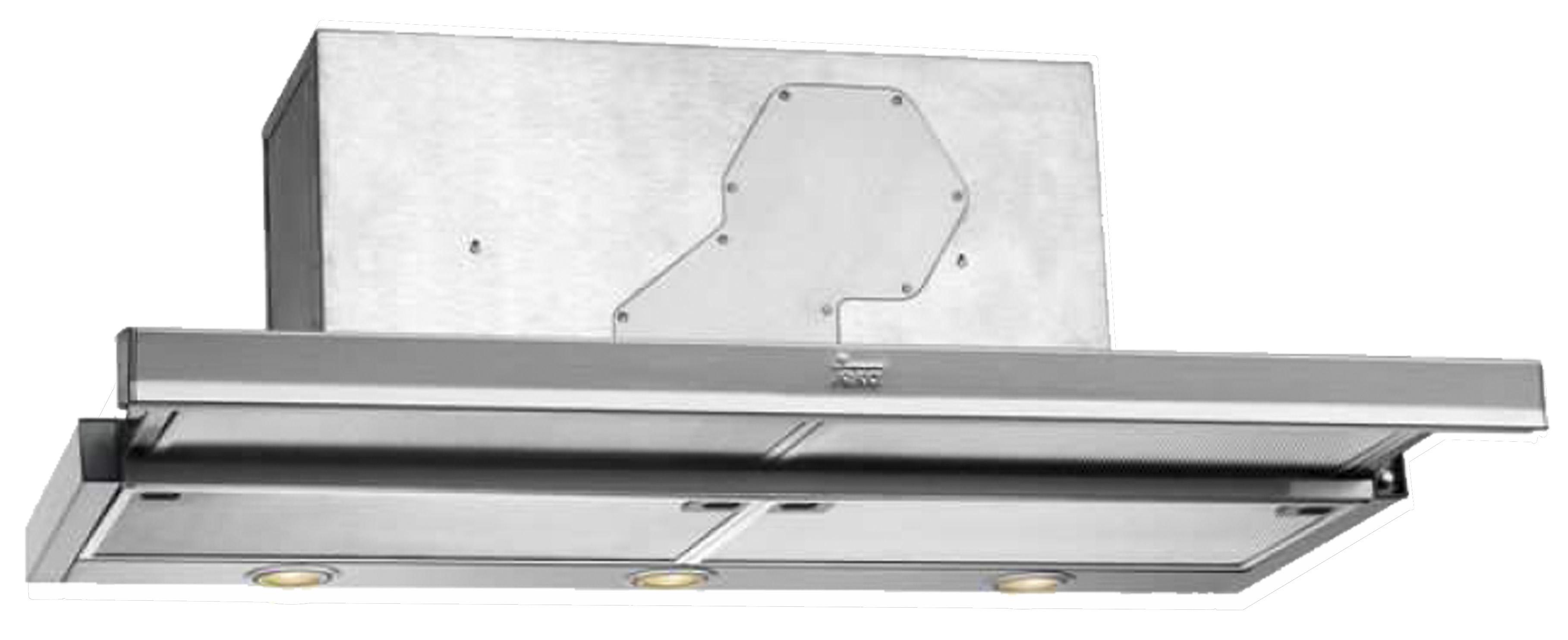 Телескопичен абсорбатор за вграждане ТЕКА-CNL1 9000 Ix