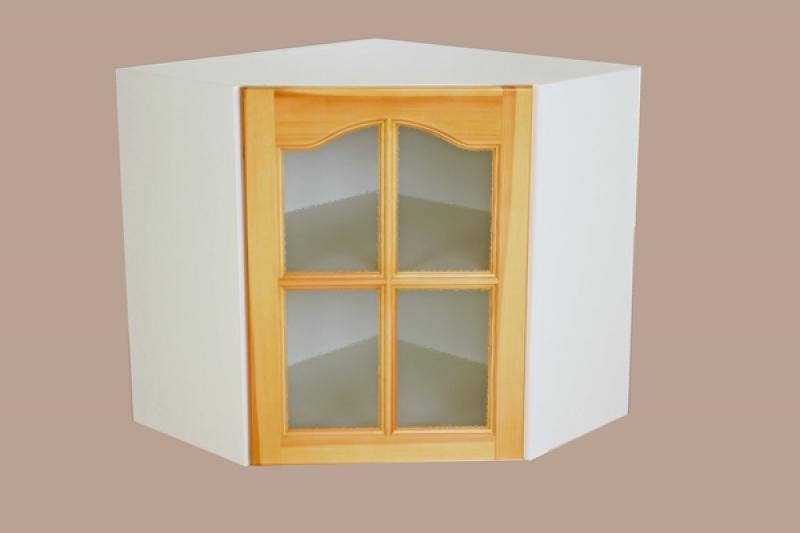 СКШ за вътрешен ъгъл с една врата за остъкляване-Б65 вариант