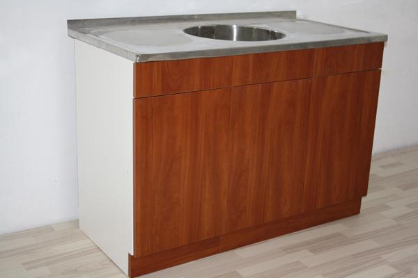 СКШ с мивка-с две работещи чекмеджета-А125