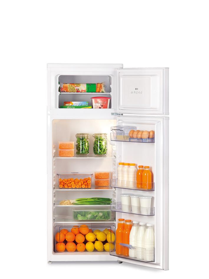 Комбиниран хладилник с фризерна камера HSL 260 VL W
