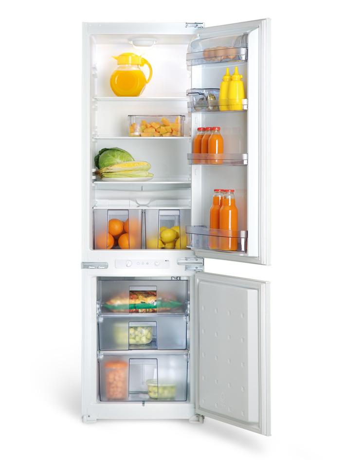 Хладилник с фризер за вграждане HVL 32 V