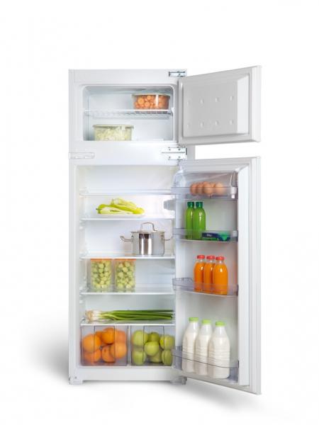 Хладилник с фризерна камера за вграждане RBE 2214 V