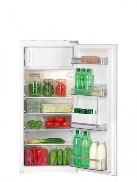 Хладилник с фризерна камера за вграждане RBE 2012 V