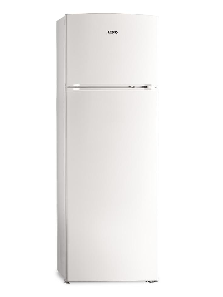 Комбиниран хладилник с фризерна камера HSL 345 FLV W