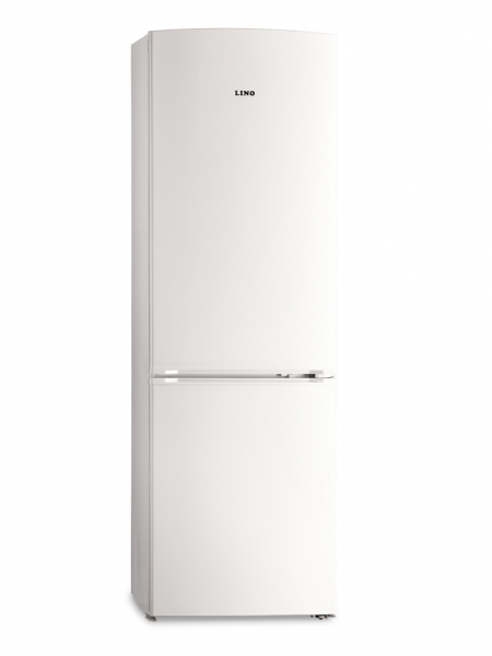 Комбиниран хладилник с фризер HSL 365 FLV W бял
