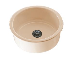 Кръгла мивка 2006- граниксит - дълбочина 21 см.
