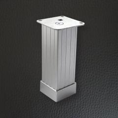 Регулируем алуминиев крак  квадрат 13K.7035