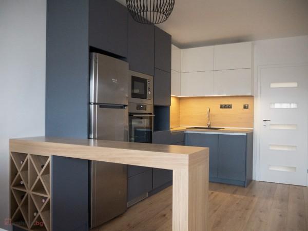 Кухня Ива без дръжки