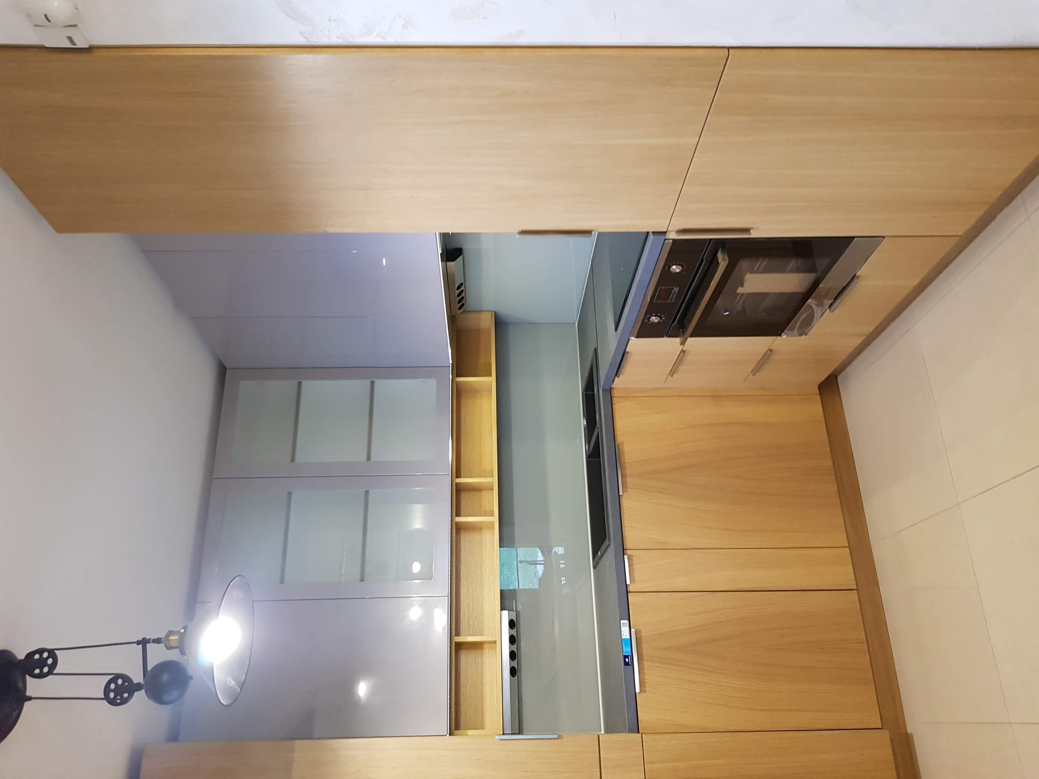 стъкло гръб за кухня