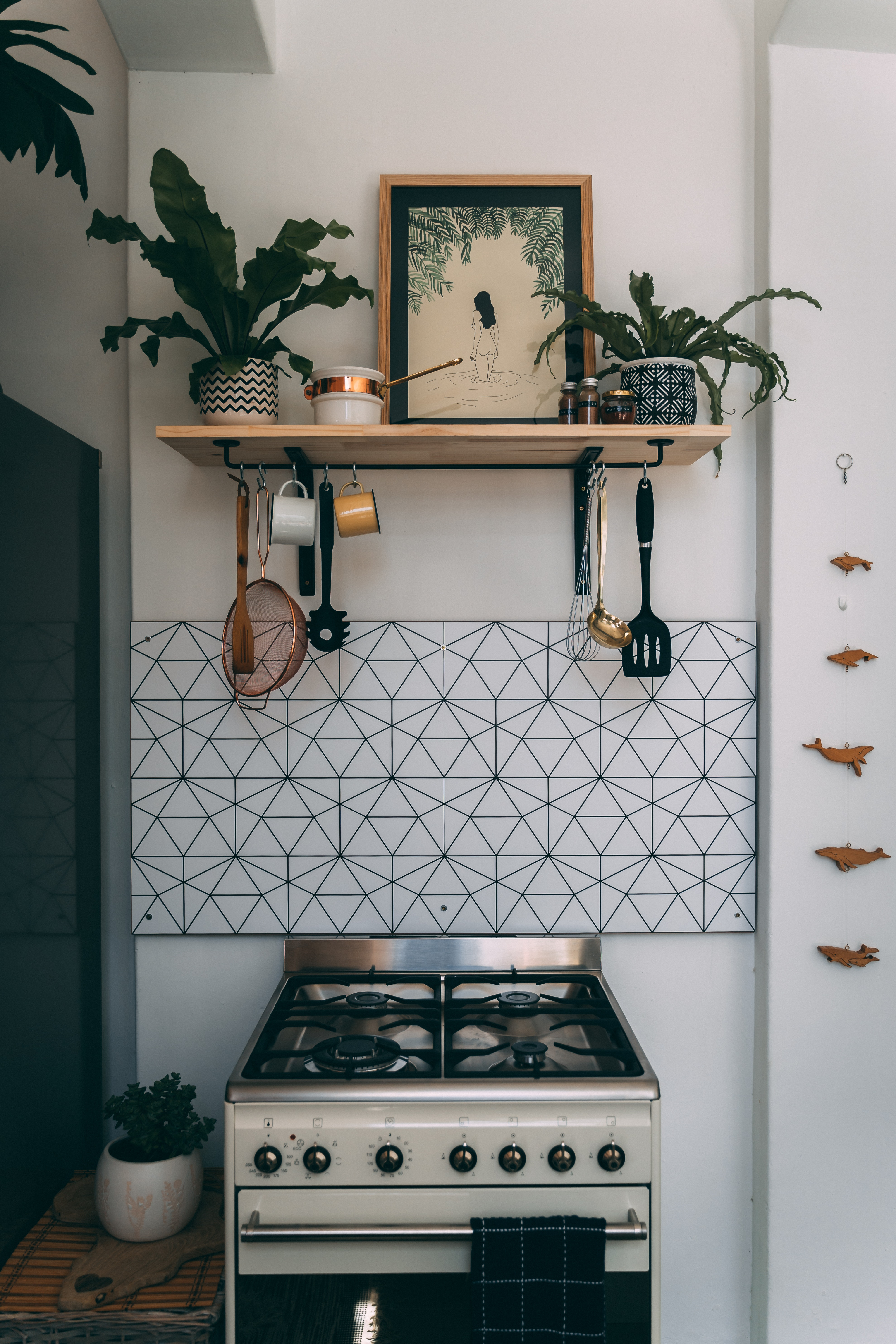 кухня на тераса