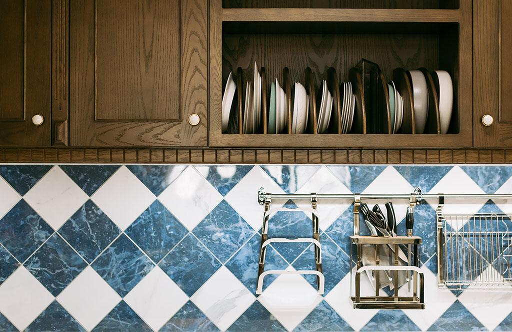 плочки за гръб за кухня
