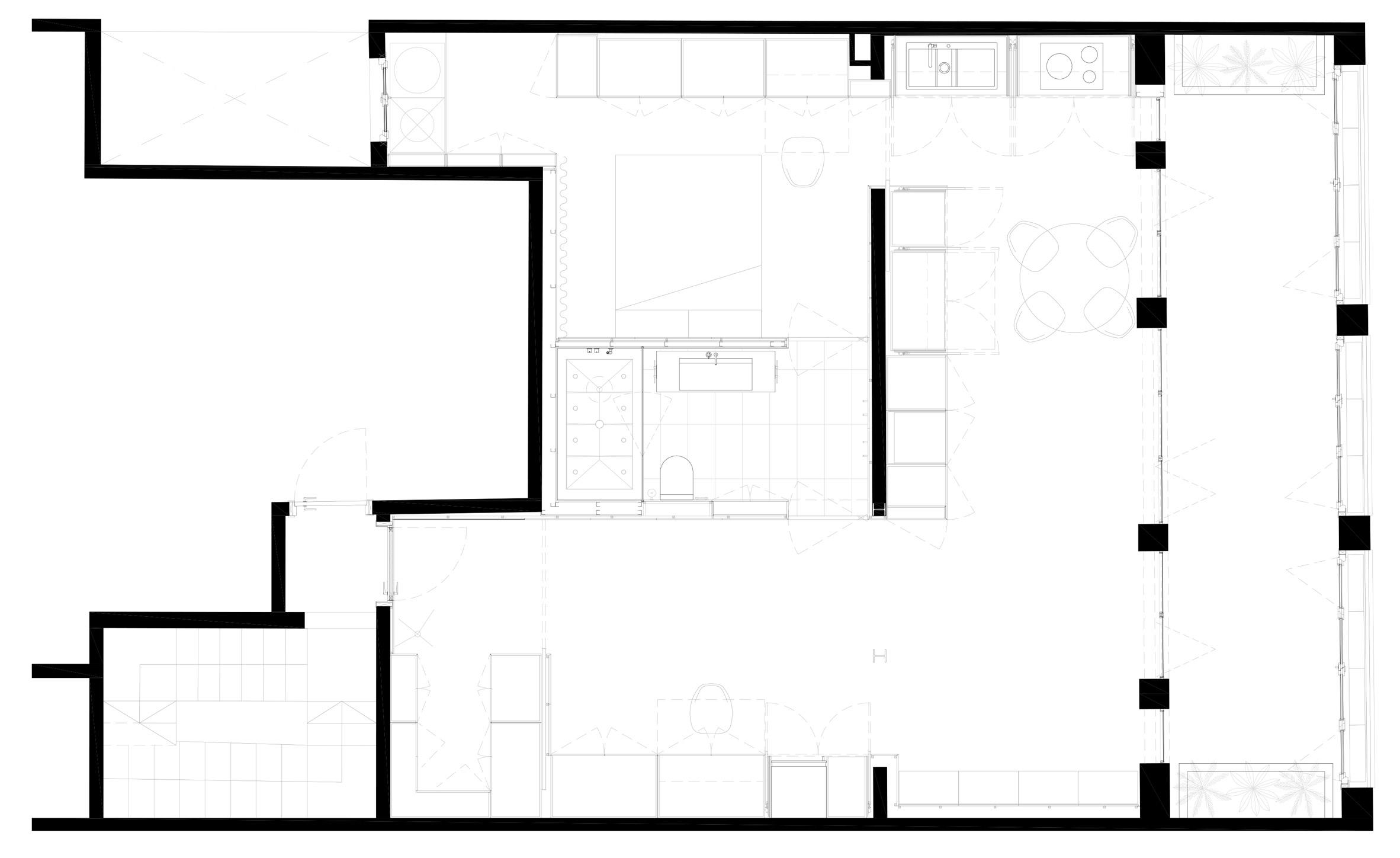 схема на апартамент