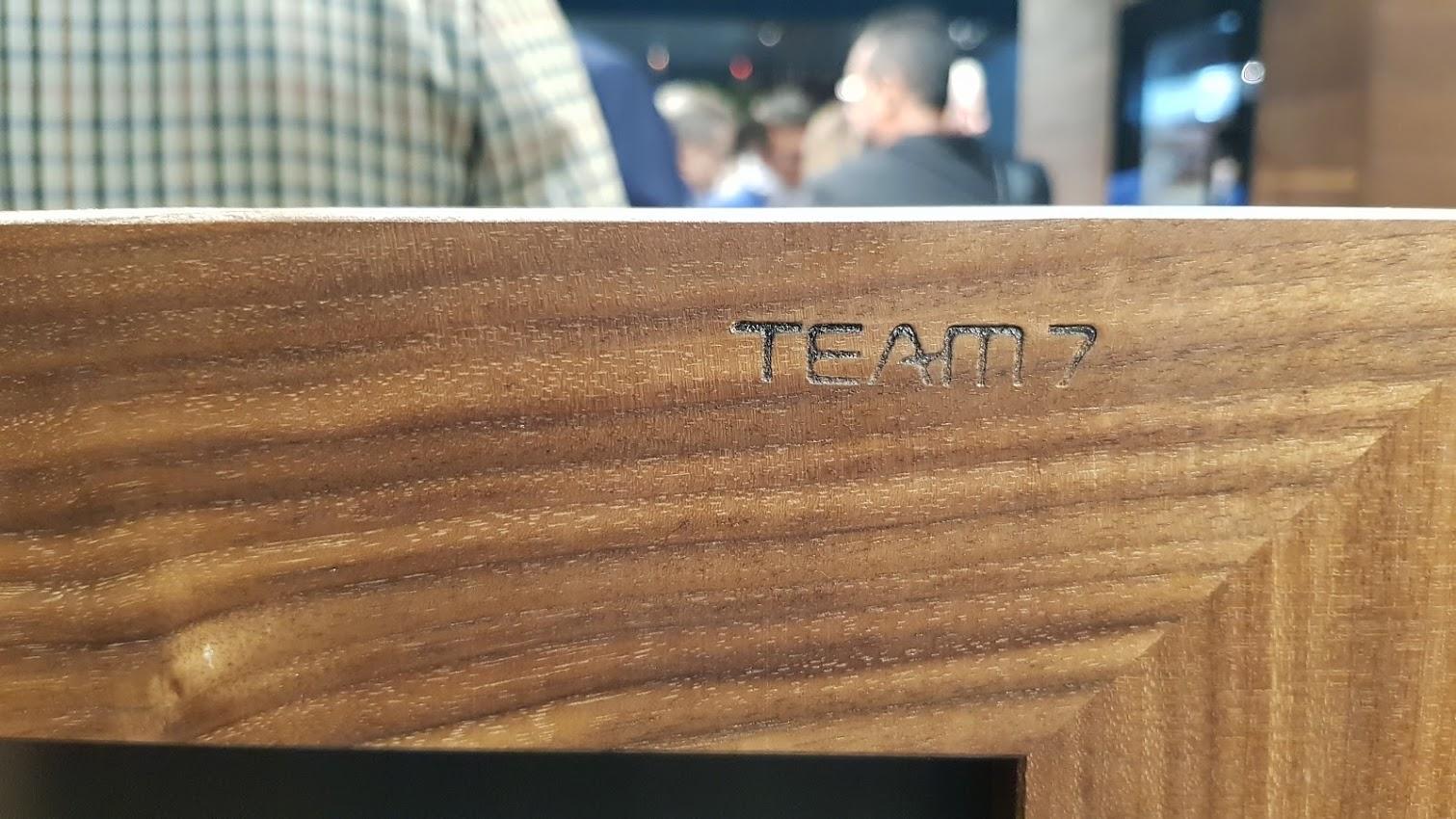 Team 7 представиха дизайните си на изложението в Милано