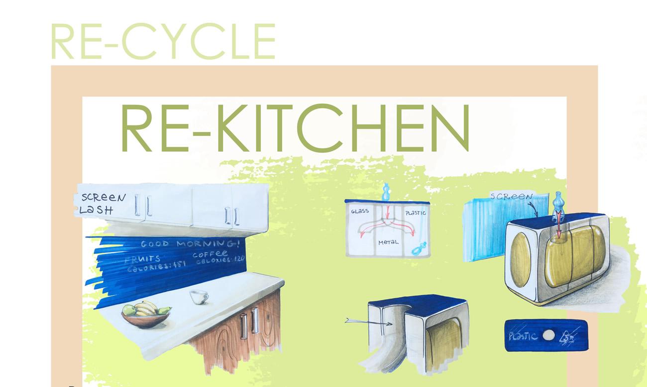 RE-KITCHEN превръщат ненужната пластмаса в нови кухни