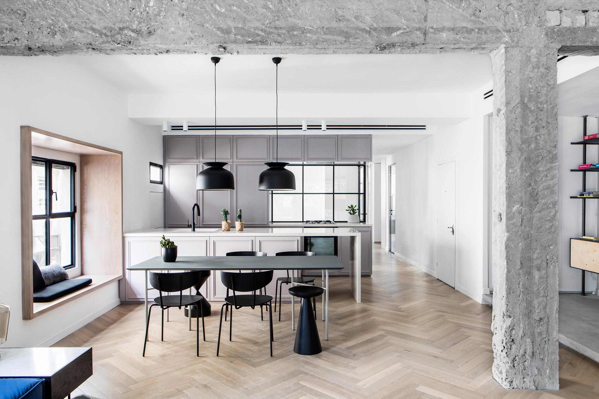 Апартамент е реновиран майсторски за по-висока двойка