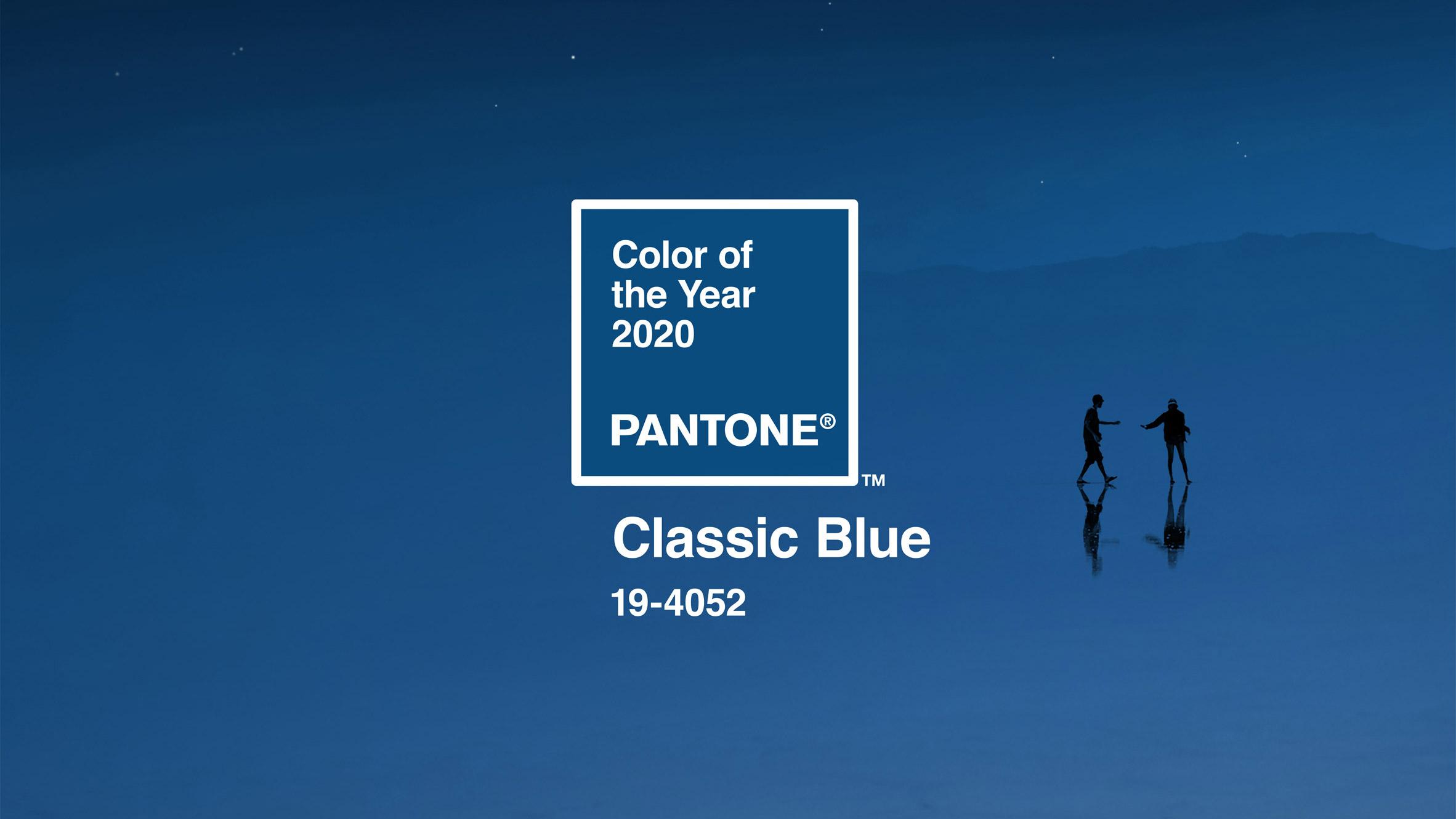 Classic Blue е цветът на 2020 според Pantone