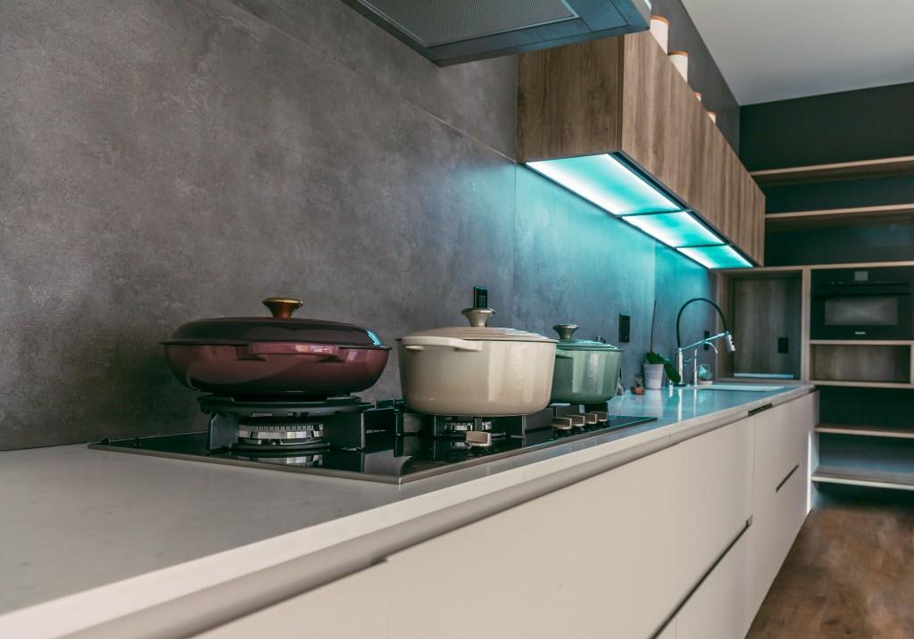 Кухненското осветление – магията и уюта на помещението