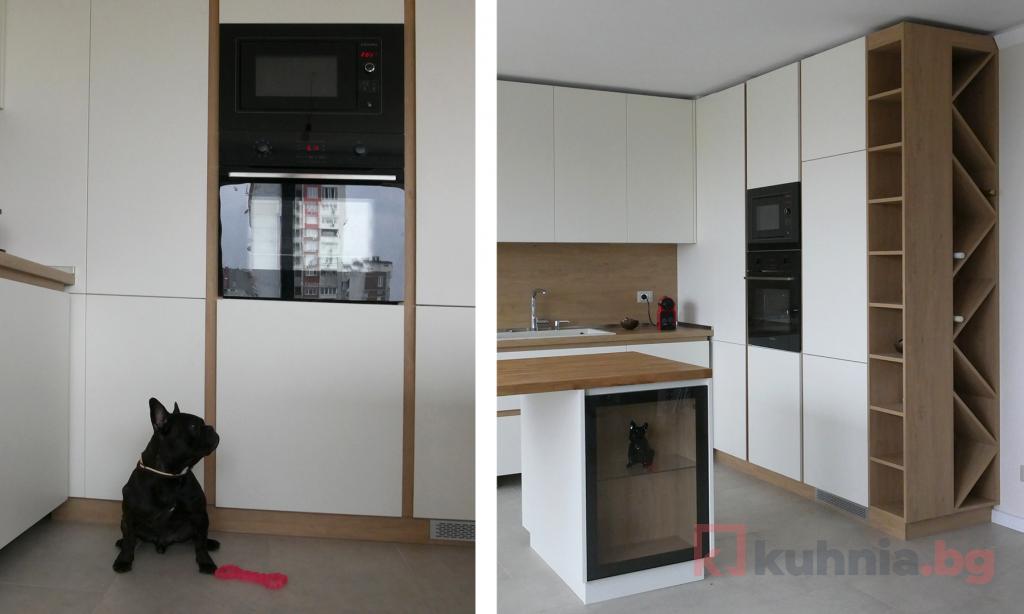 Как създадохме кухня, вдъхновена от италианския изчистен дизайн и стил