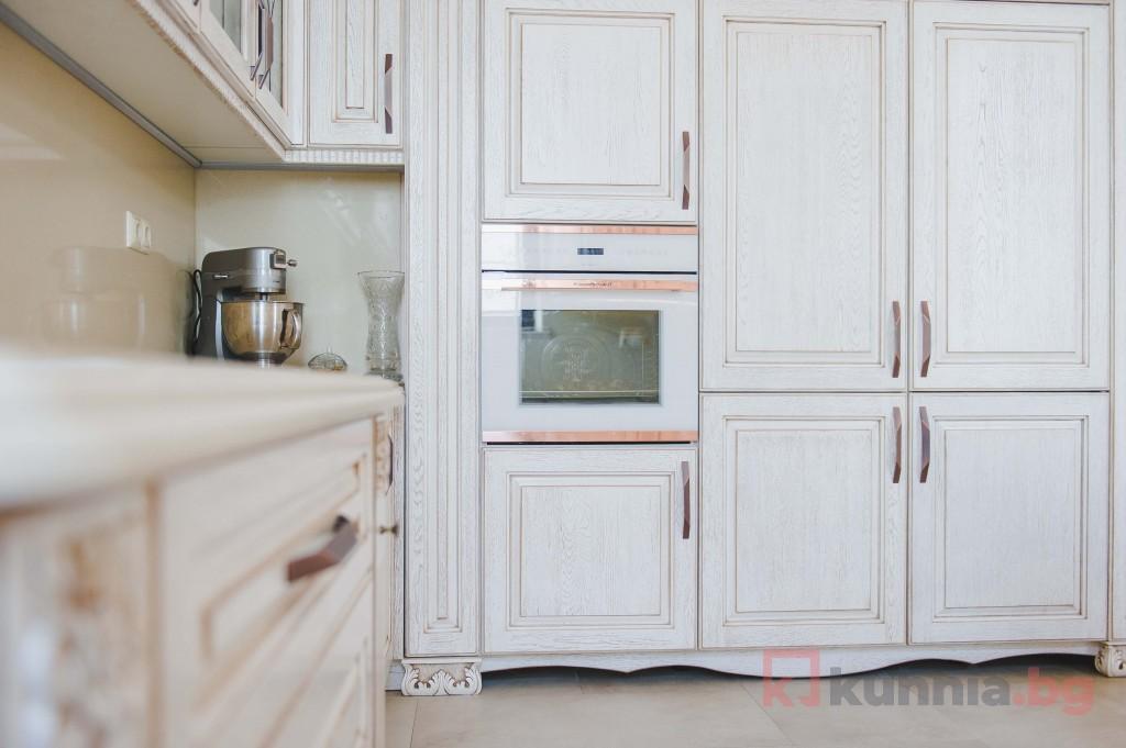 Уредите са неизменна част от кухненския интериор – ето любимите ни цветови комбинации