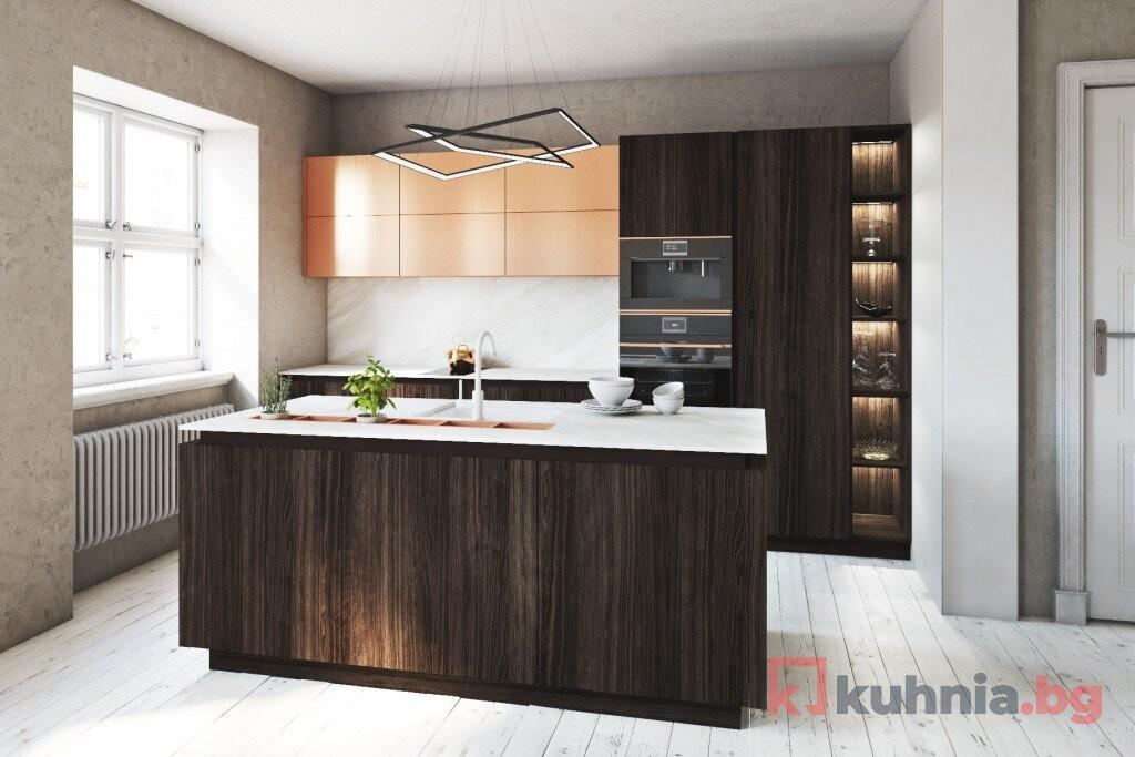 Можем ли да залагаме на различни материали в кухнята? Ето любимите ни ПДЧ и МДФ комбинации!