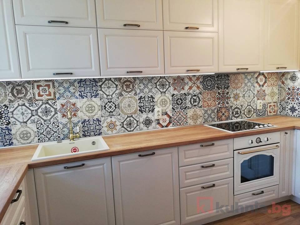 Плочките в кухнята – още един начин да внесем настроение и лукс