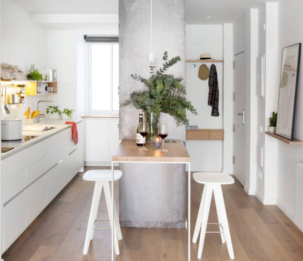 Кухненски маси за малки пространства с характер