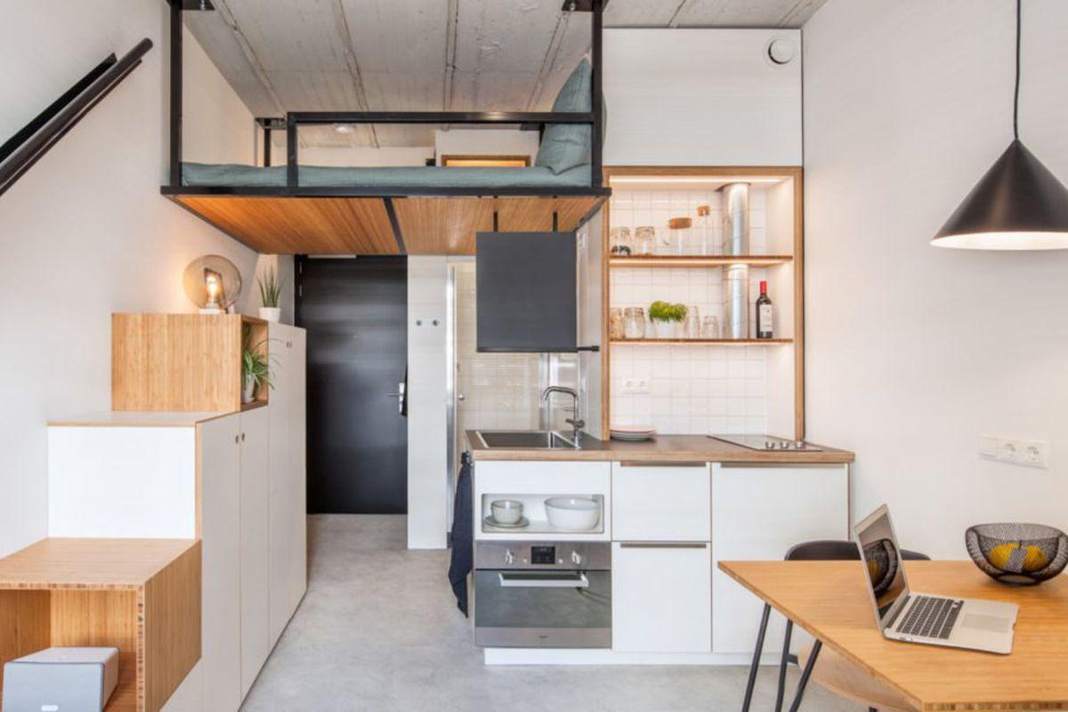 10 начина да използвате малката си кухня най-добре