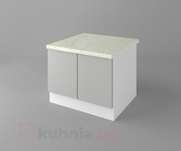 Долен кухненски шкаф за раховец с термоплот Мирта