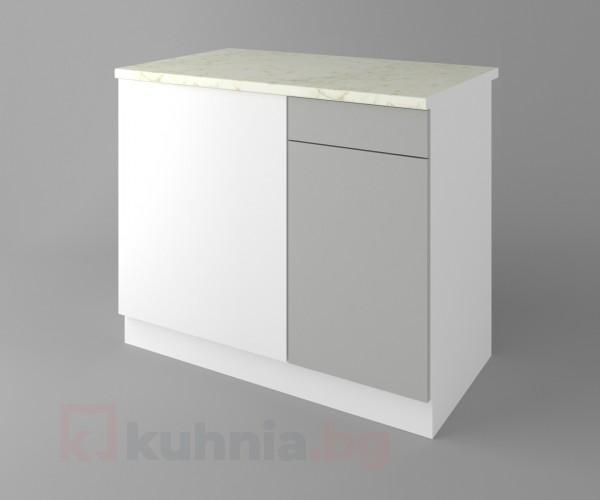 Долен кухненски шкаф за ъгъл Мирта