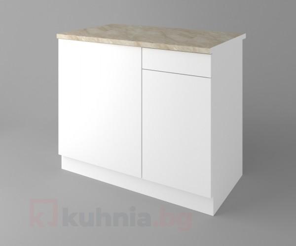 Долен кухненски шкаф за ъгъл Нарцис