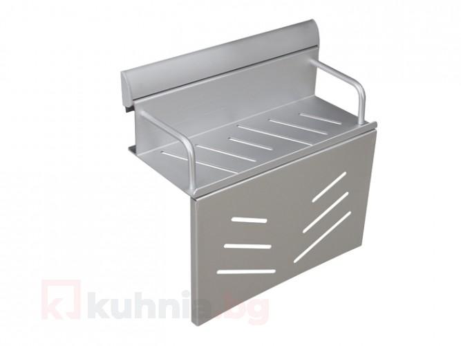 Алуминиева кухненска поставка за ножове KAMA 1001