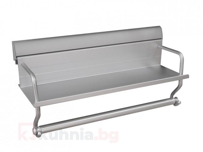 Алуминиев мултифункционален рафт за кухня KAMA 1002B