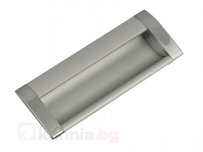 Алуминиева дръжка за вкопаване 326