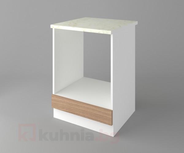 Долен кухненски шкаф за вградена фурна  Поларис