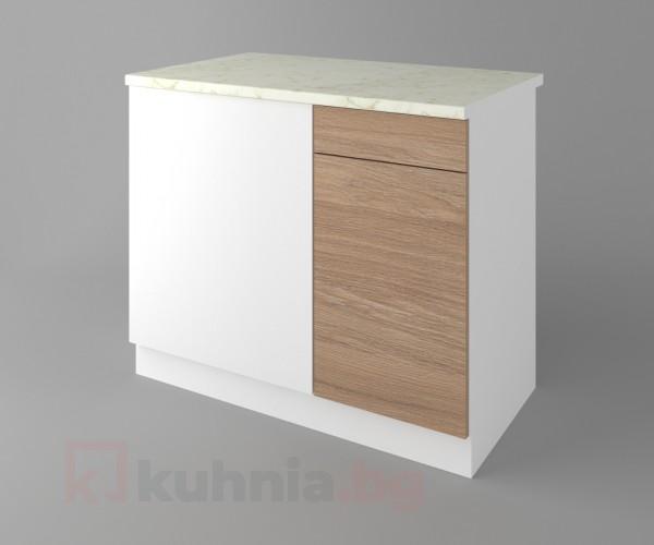 Долен кухненски шкаф за ъгъл Поларис