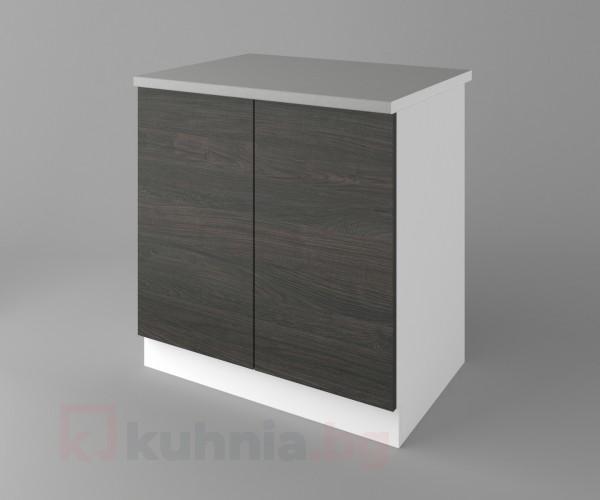 Долен кухненски шкаф с две врати Вега