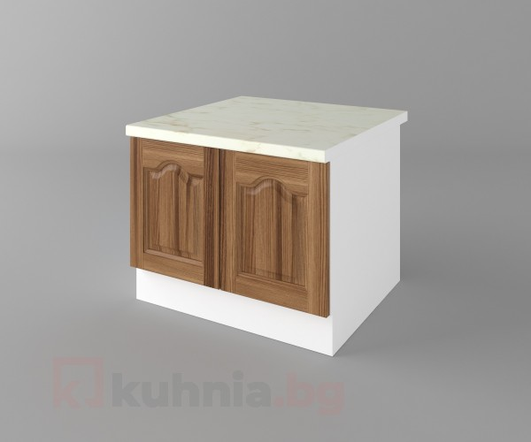 Долен кухненски шкаф за раховец с термоплот Астра - Канела