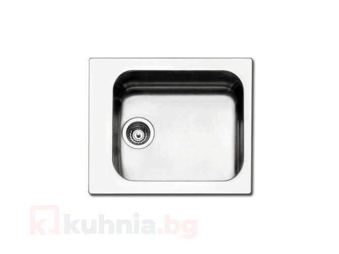 Мивка от неръждаема стомана - TORINO BB 580 SI