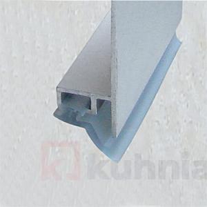 Гумено прозрачно уплътнение за цокъл