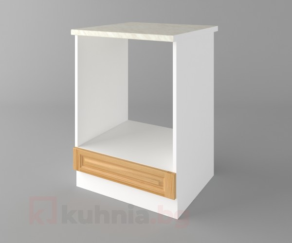 Долен кухненски шкаф за вградена фурна  Астра - Натурална
