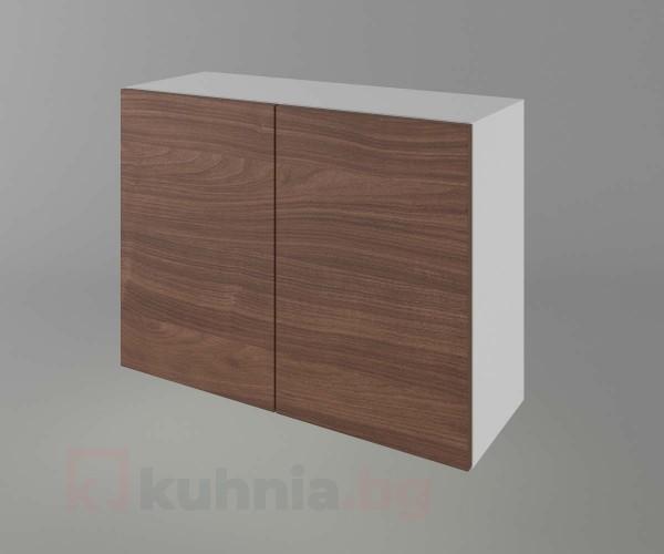 Горен кухненски шкаф с две врати Атлас
