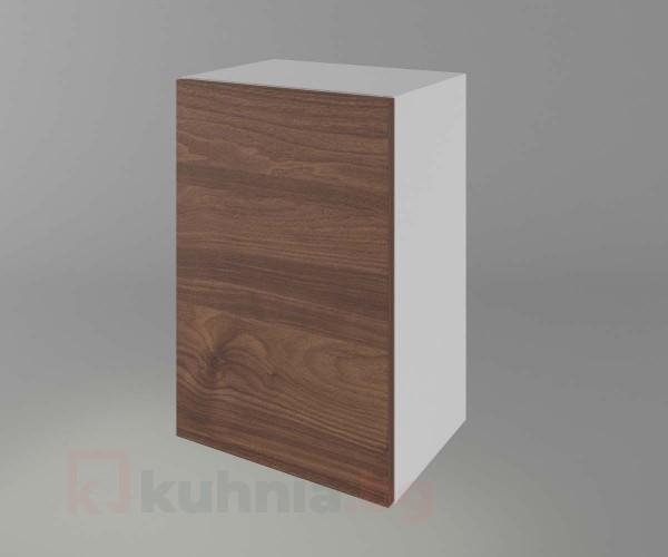 Горен кухненски шкаф с една врата Атлас