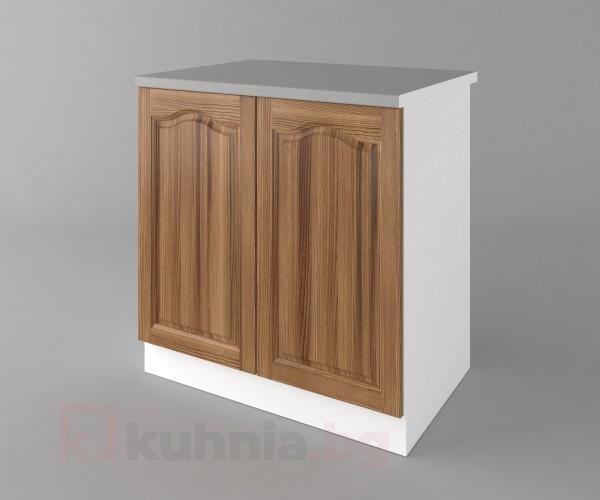 Долен кухненски шкаф с две врати Астра - Канела