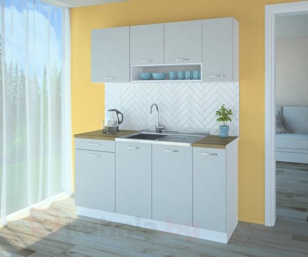 Кухненски комплект Мирта - L 160 cm