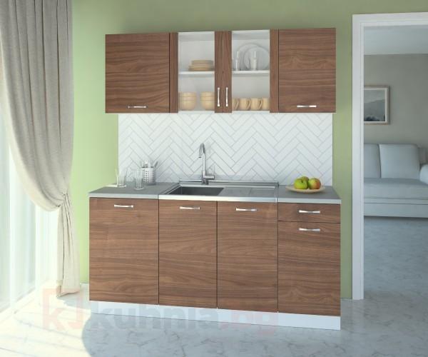 Кухненски комплект Атлас Стъкло - L 170 cm