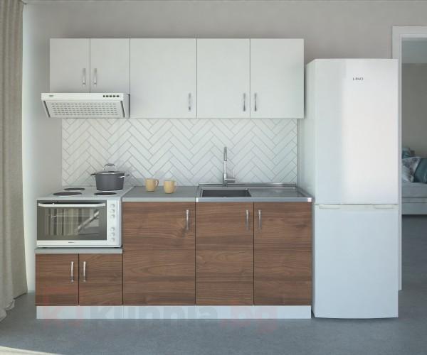 Кухненски комплект Нарцис Атлас - L 130 cm