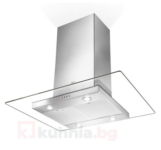 Островен аспиратор GLASSY ISOLA EG8 PB X/V A90 Еurolux
