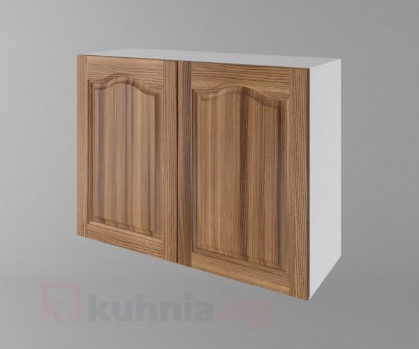 Горен кухненски шкаф с две врати Астра - Канела