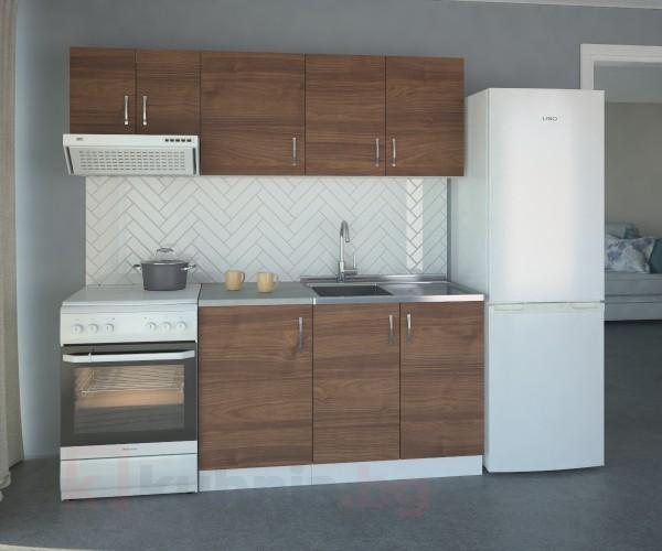 Кухненски комплект Атлас - L 130 cm