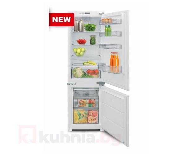 Хладилник с фризер за вграждане  Eurolux - RBE 27E61 FV